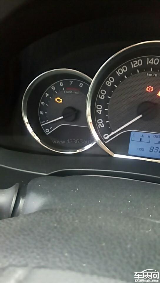 卡罗拉论坛_一汽丰田卡罗拉发动机故障灯亮 变速箱顿挫 - 车质网