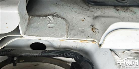 奇瑞瑞虎7车身生锈要求厂家解决_-_车质网
