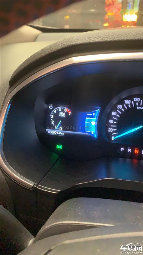 长安福特锐界发动机油耗高 变速箱顿挫