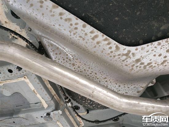长安CS35 PLUS胎压监测无法显示数值