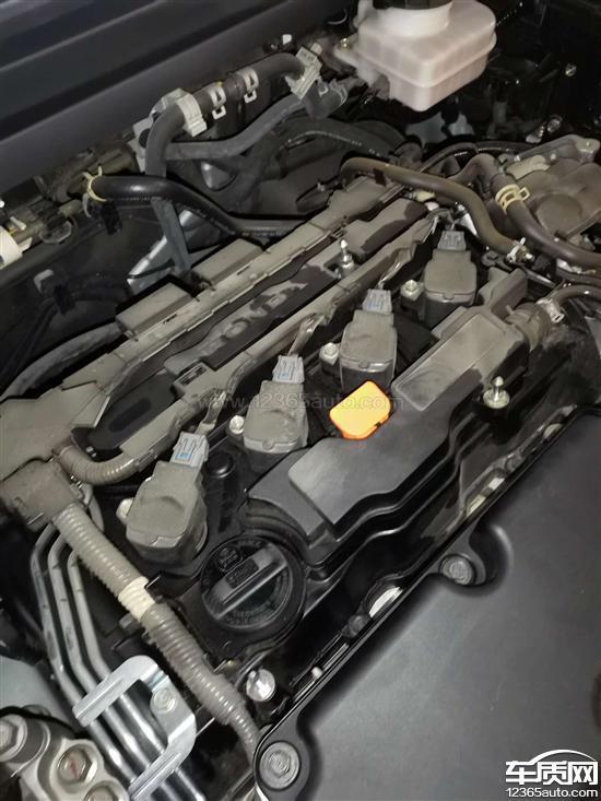 广汽本田冠道发动机缸盖渗油中控死机