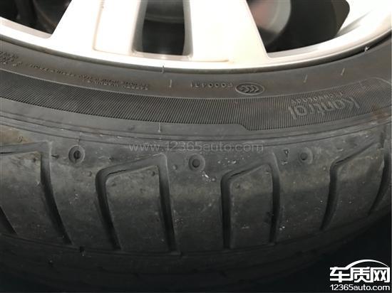 一汽大众速腾售后质保更换轮胎却收取工时费_-_车质网