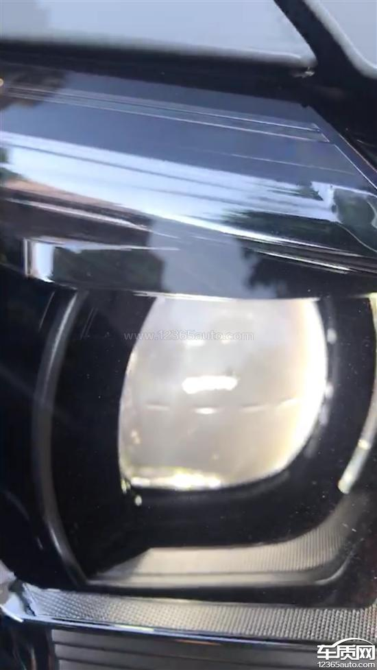 一汽大众探岳大灯有阴影影响夜间用车