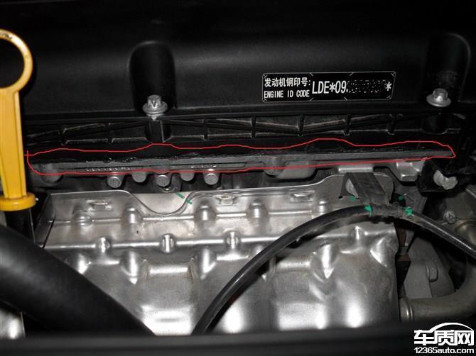 雪佛兰科鲁兹发动机渗油维修后问题加重