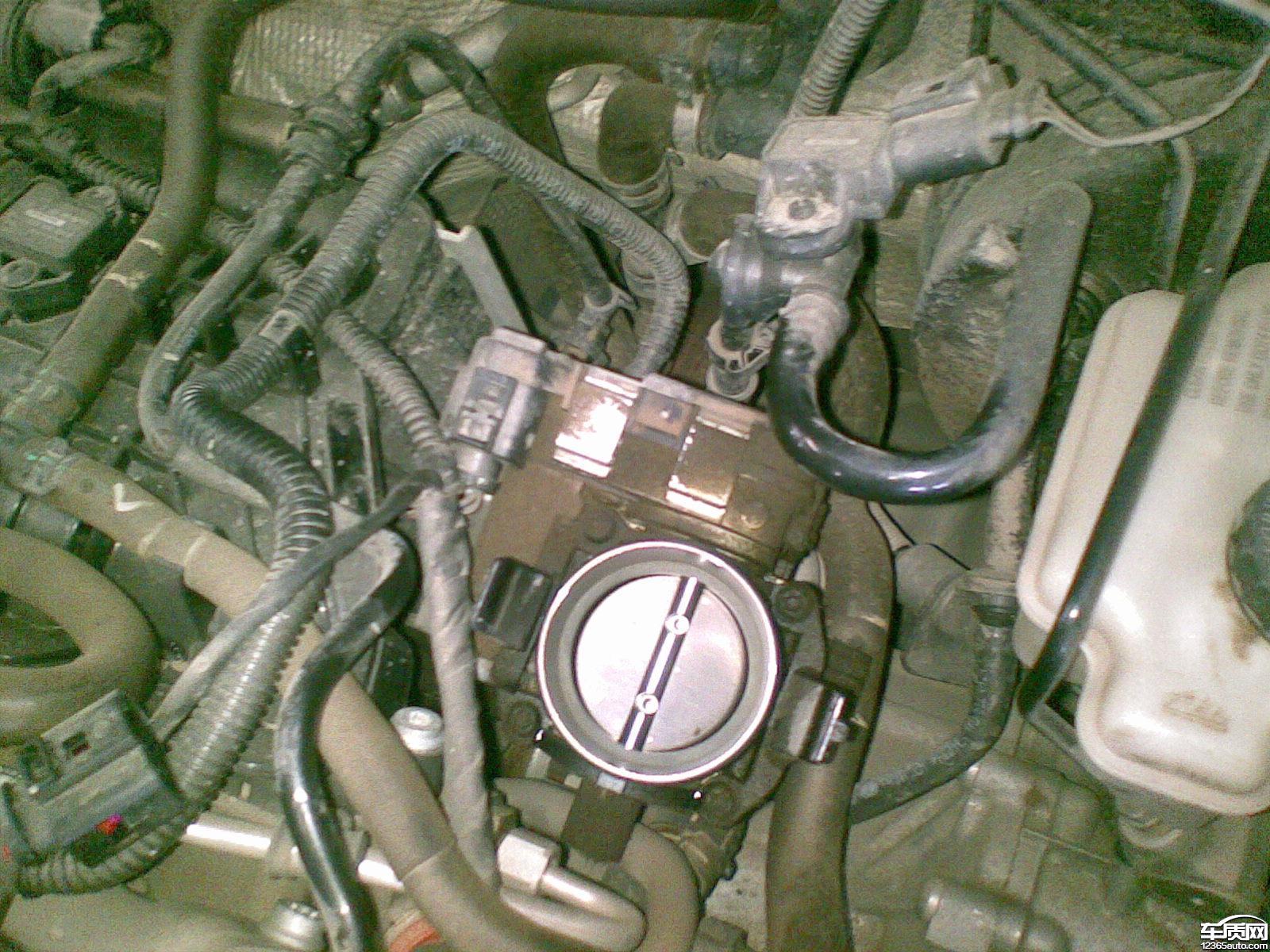 斯柯达明锐发动机漏油
