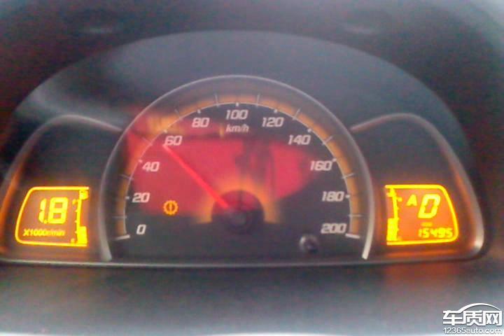 雪佛兰新赛欧变速箱故障灯经常亮图片