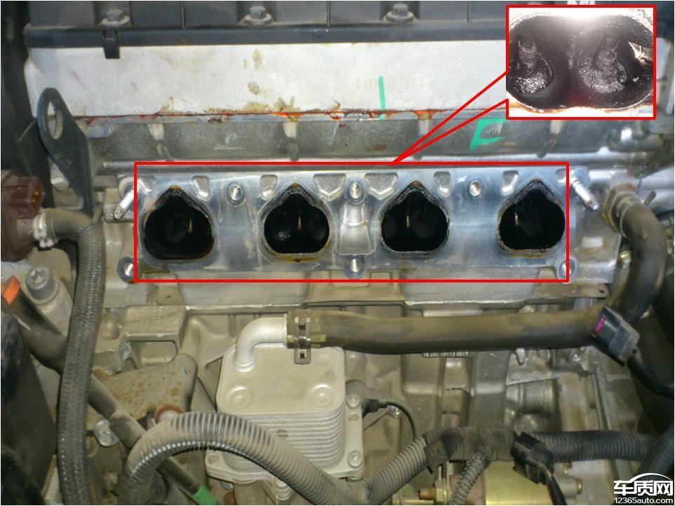 东风雪铁龙世嘉发动机存在设计缺陷