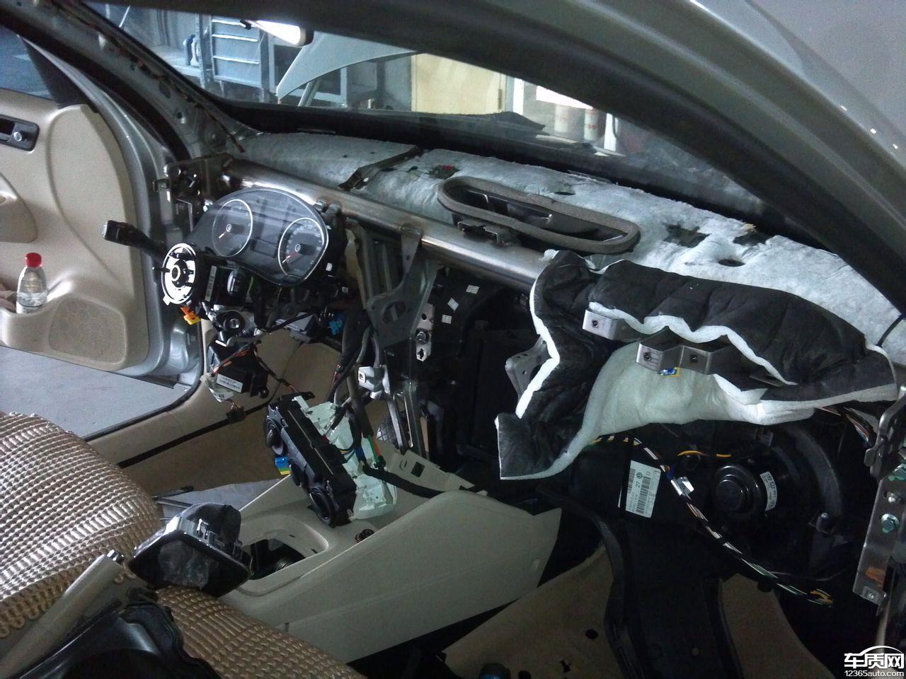 汽车空调自动风扇电机接线图解