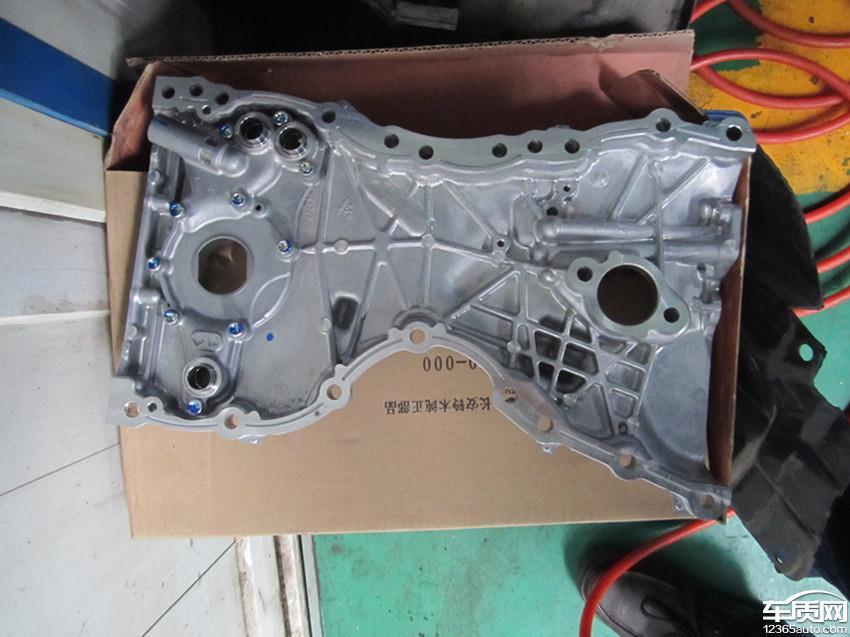 SX4发动机 机油灯亮 中国汽车质