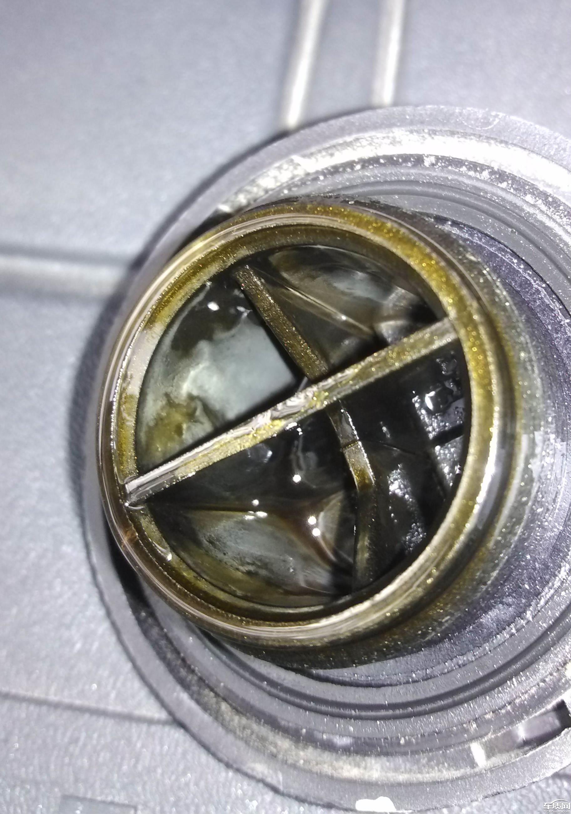 长安suv cs35机油乳化油耗高高清图片