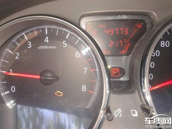 尼桑阳光车顶配跑不到五万公里