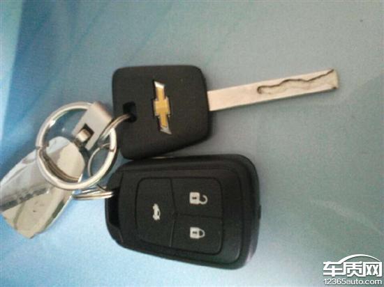 雪佛兰科鲁兹分体钥匙影响驾驶安全