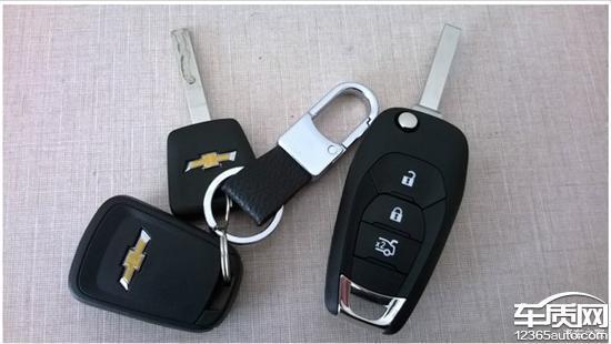 雪佛兰科鲁兹分体钥匙增配区别对待