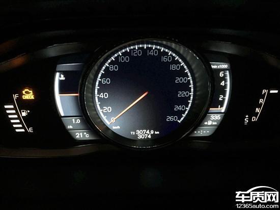 车辆三次出现发动机故障灯亮第一次9月28日,1576km更换氧传感器,行驶