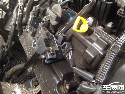 长安马自达cx-5发动机缺缸丧失动力