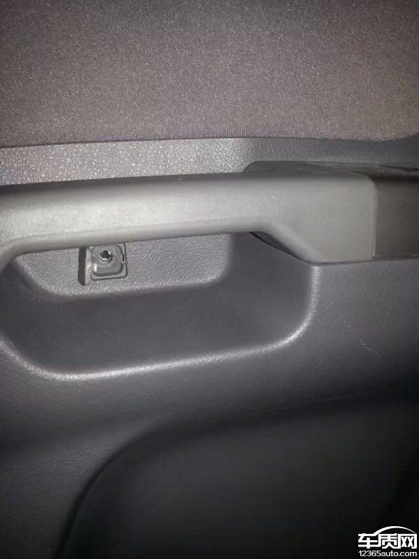 吉利经典帝豪座椅方向盘不正底盘生锈