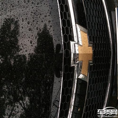 雪佛兰科鲁兹发动机严重烧机油高清图片