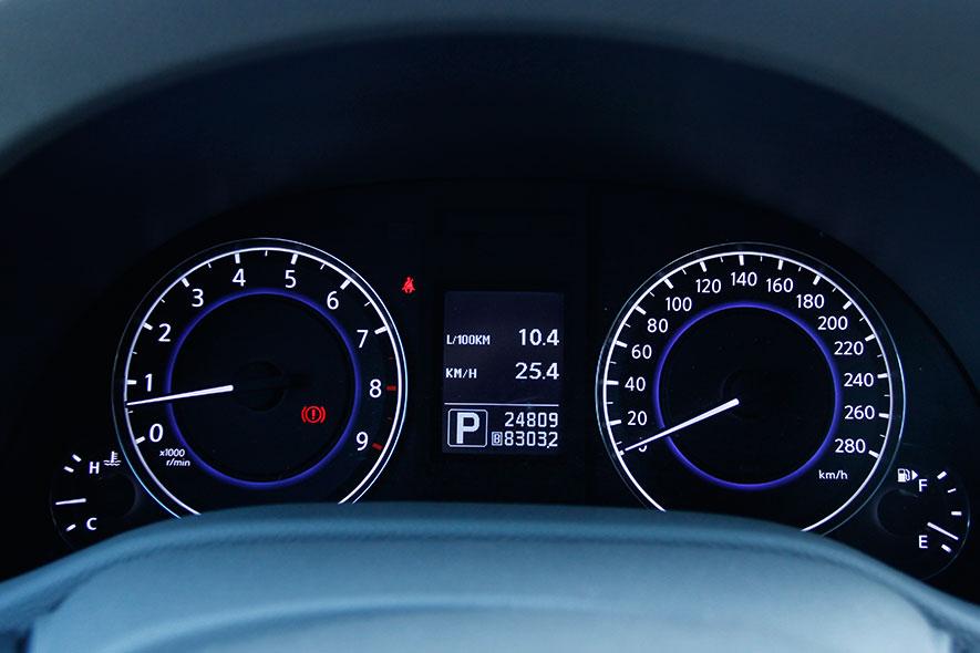 5l 自动 豪华运动版-英菲尼迪 - 车型