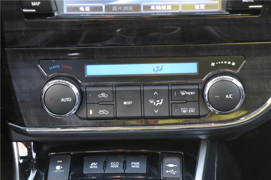 07年丰田空调电路图
