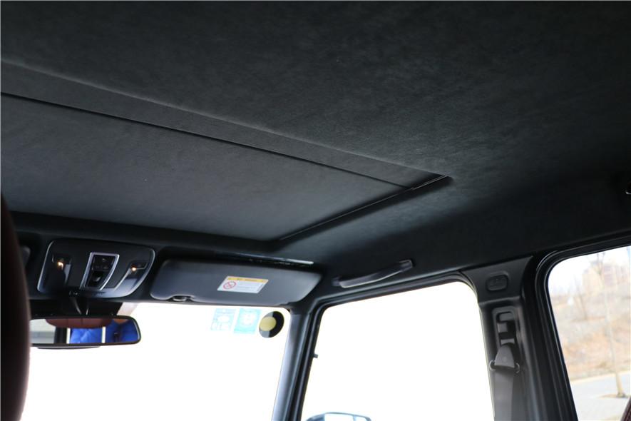 奔驰s350顶棚的电路图