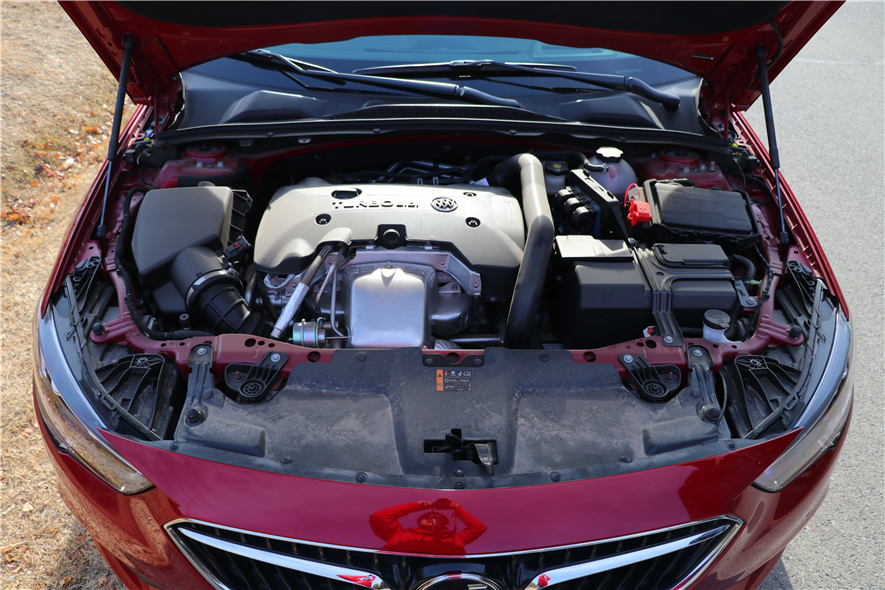 2017款 28T 自动 尊贵型-别克 - 车型图片 - 车质网
