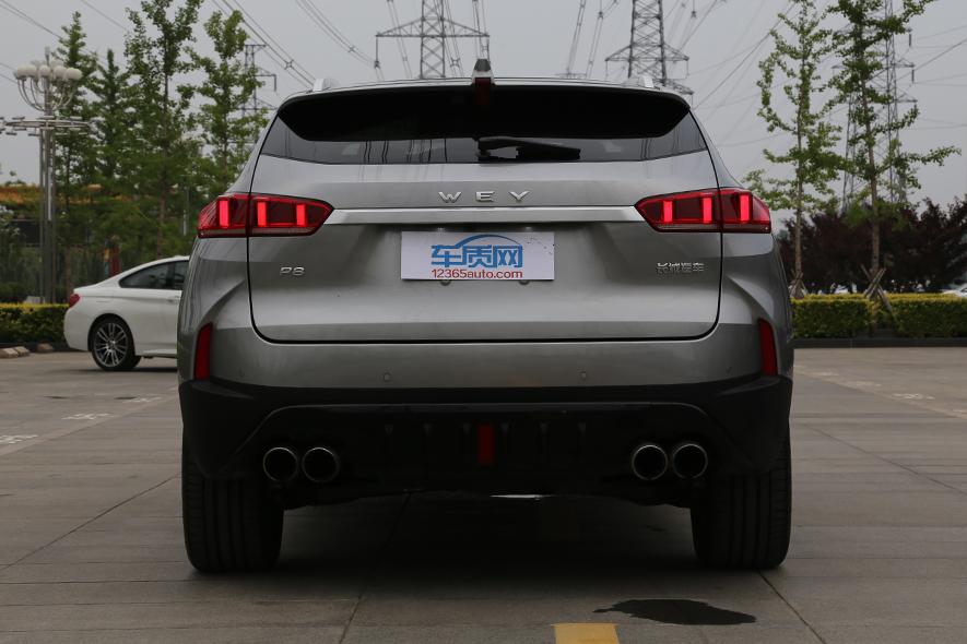 网站首页 车型图片 长城汽车 wey p8 2018款 2.