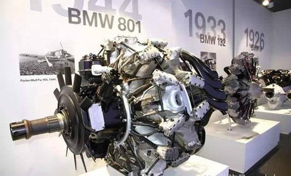 190战斗机而著名,打破了当时直列飞机引擎(例如宝马的第一款产品bmw