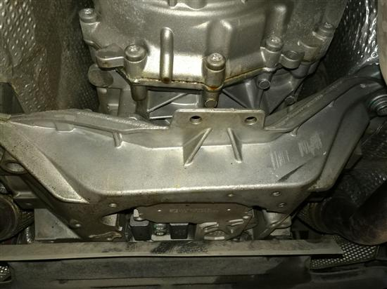 一汽大众奥迪A6L新车变速箱漏油 钥匙感应不到论坛 车质网高清图片