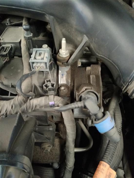 福特蒙迪欧发动机报警 天窗还有味高清图片