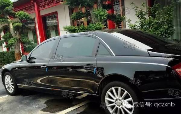 曾经看过迈巴赫车标被偷的新闻, 千万级豪车迈巴赫的标志由两个交