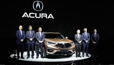 讴歌豪华SUV CDX、超跑NSX亮相北京车展