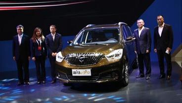 海马V70正式上市 售价为7.89-12.89万元